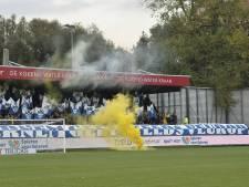 Politie Rotterdam op zoek naar Vitesse-fan die agent schopte