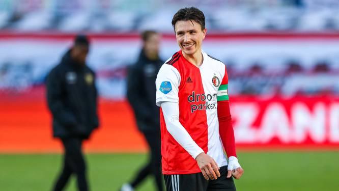 Berghuis kan Slot geen beloftes doen over toekomst bij Feyenoord