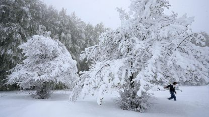Recordtemperaturen: 15 mei en het sneeuwt op Corsica