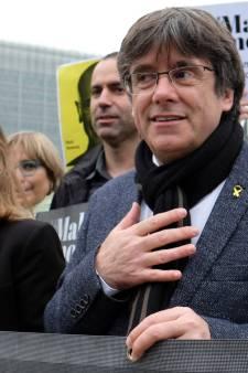 """Carles Puigdemont se dit """"à la disposition de la justice belge"""""""