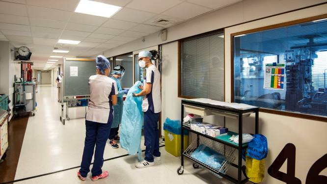 Weer vijf patiënten naar huis: coronacijfers AZ Sint-Blasius duiken verder naar beneden