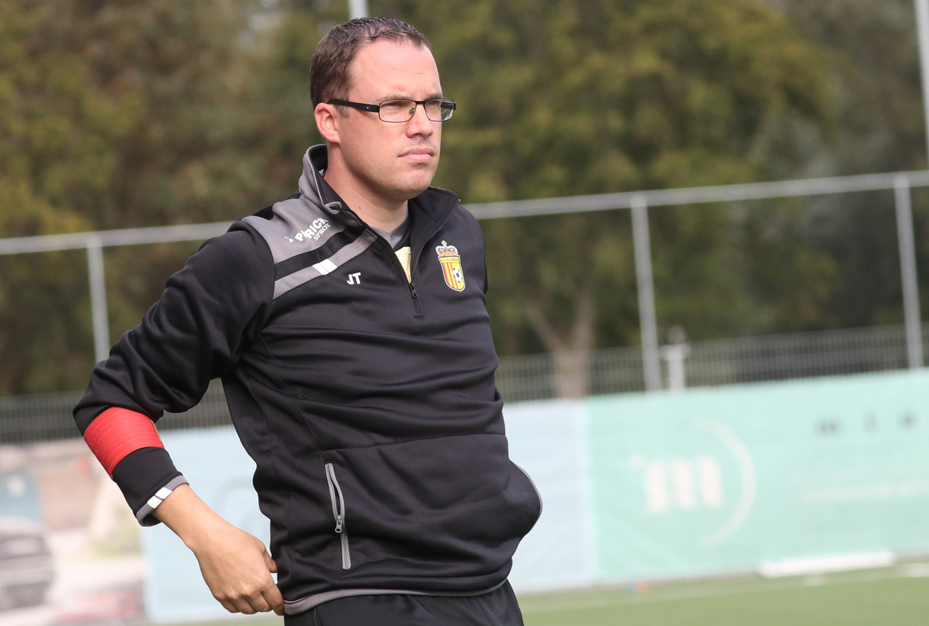 Trainer Jason Tarras.
