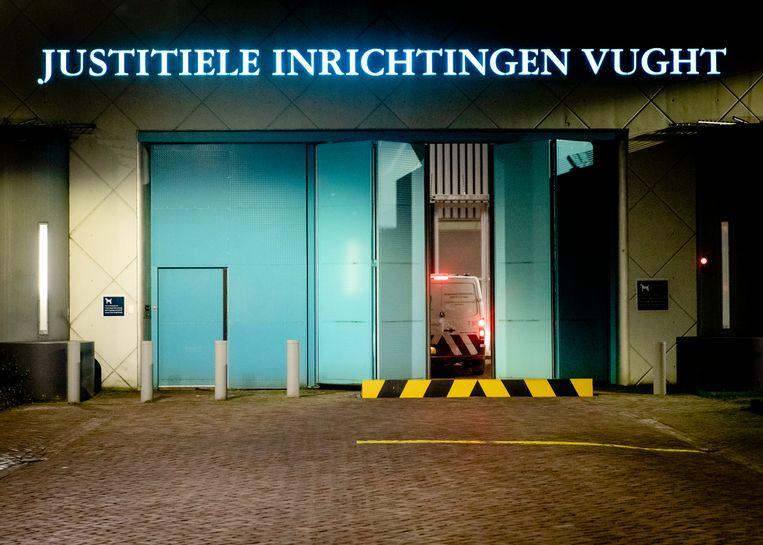 De Extra Beveiligde Inrichting (EBI) in Vught. Beeld ANP