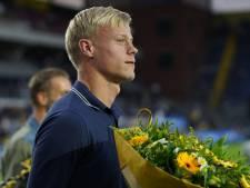 sc Heerenveen: 'Jan Paul mag zijn stormachtige ontwikkeling bij ons doorzetten'