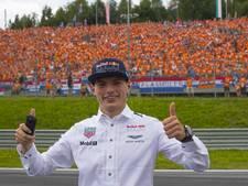 25.000 Nederlanders bij uitverkochte Belgische Grand Prix door Max-mania