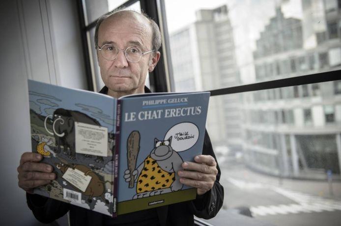 Philippe Geluck.