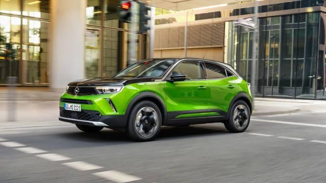 Opel is nu echt niet meer de 'auto voor de gewone man'