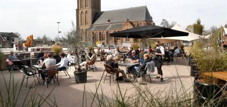 Deze Liemerianen maakten gretig gebruik van de heropening van terrassen: 'Dit café is mijn tweede huiskamer'