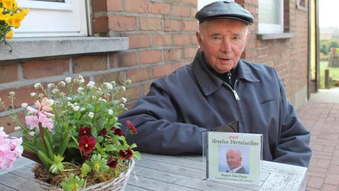 August (90) maakt cd met sappige dorpsverhalen: van 'Hiedleir op de Stovepot' tot 'Nachtleike Klokn'