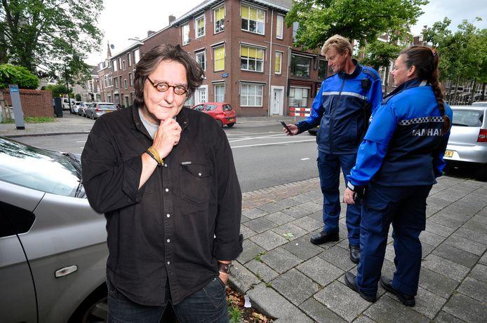 Kees Thies over betaald parkeren in Dordrecht.
