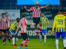 RKC Waalwijk verliest in eigen huis van directe concurrent Sparta