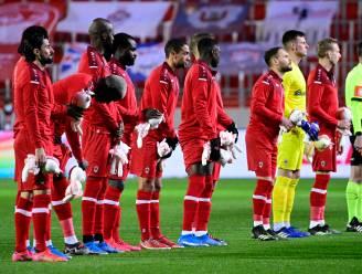 Spelers van Antwerp brengen eerbetoon aan Loes (7), het meisje dat overleed na tragisch ongeval in Schoten
