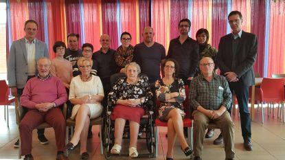 Zoë viert 101ste verjaardag