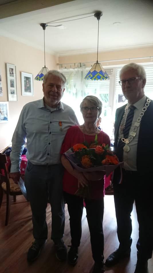 Ger Suijkerbuijk (74, Zevenbergen) - Lid in de Orde van Oranje-Nassau