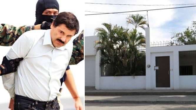 Huis van drugsbaas 'El Chapo' verloot door Mexicaanse regering