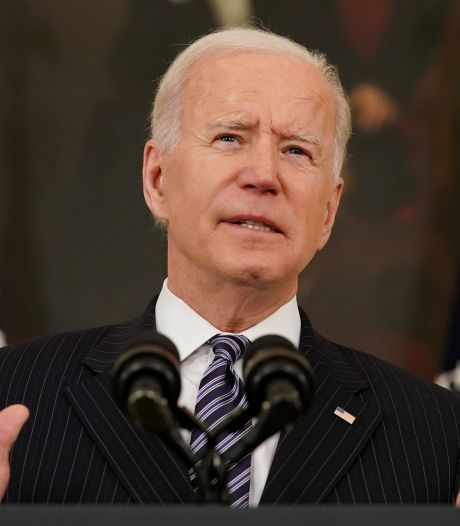 Joe Biden vise au moins une injection pour 70% des adultes d'ici le 4 juillet