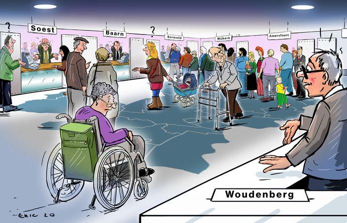 De zorgkosten rijzen bij gemeenten in de regio Amersfoort de pan uit. Het Rijk draagt volgens de gemeenten veel te weinig bij om de kosten te kunnen betalen.