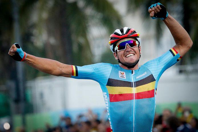 Champion olympique en titre, Greg Van Avermaet espère ne pas devoir choisir entre la défense de son titre et le Tour.