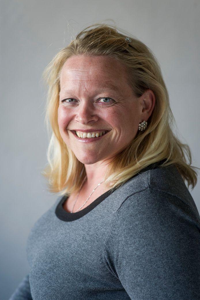 Edith van den Ham.