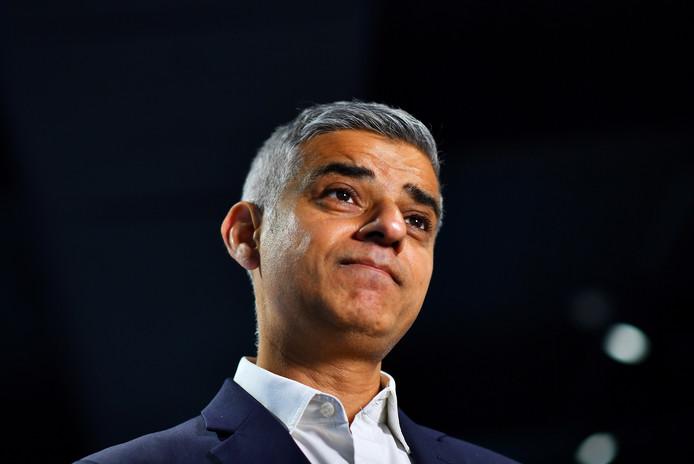 Le maire de Londres Sadiq Khan.