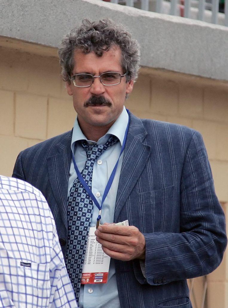 Grigori Rodtsjenkov in 2007. Beeld EPA