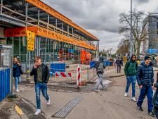 NS: 'Stationshal Alexander voor de zomervakantie open'