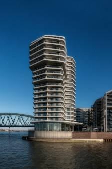 Een van de duurste appartementen van Nederland te koop aan de Waal in Nijmegen, prijskaartje: 8,5 miljoen euro