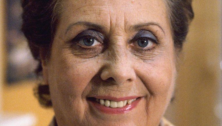 Mimi Kok werd 80 jaar Beeld anp