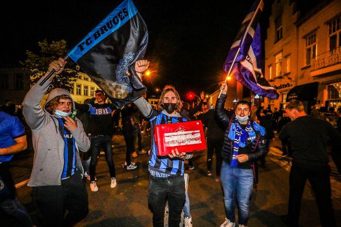 Rassemblement festif, jeudi, à Bruges