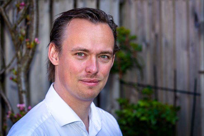 Minkema-docent Maurits Harmsen is samen met veertien andere docenten genomineerd voor de titel Geschiedenisleraar van het jaar.