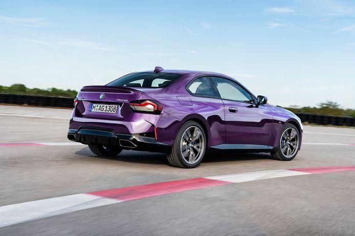 De nieuwe BMW 2-Serie Coupé komt ook als M240i xDrive