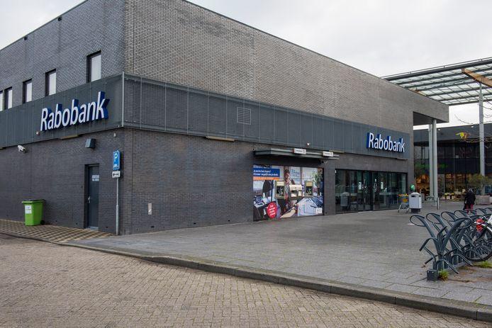 Rabobank sloot eerder zijn kantoor in Winkelcentrum Woensel in Eindhoven.