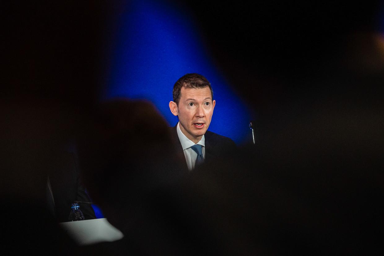 Ben Smith:  'Ik sta zeker open voor overnames'    Beeld Getty Images