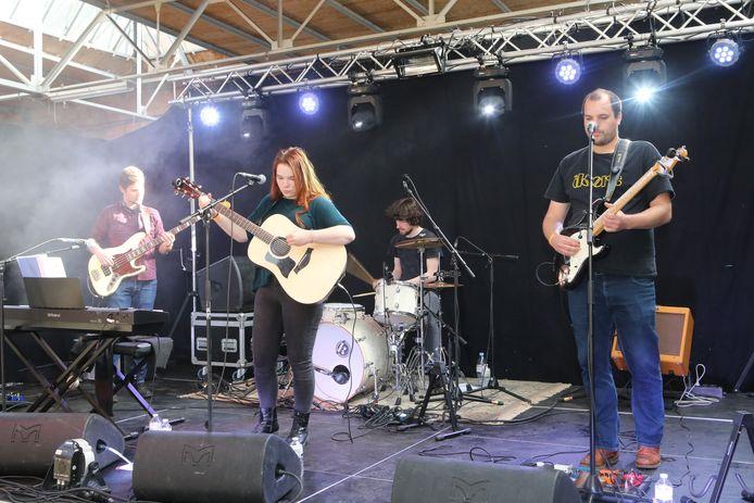 The Fatbirds traden als eerste op tijdens Lokale Helden.