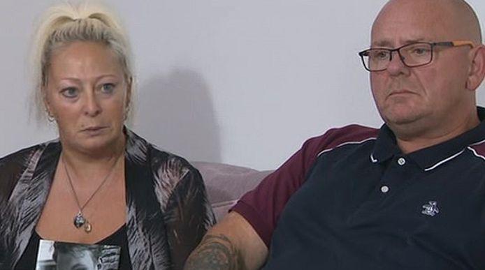 De ouders van Harry (Charlotte en Tim) deden op Britse televisie hun verdrietige verhaal.