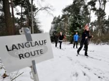 Eindelijk! Langlaufpiste op Het Hulsbeek in Oldenzaal na jaren weer open