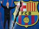 Ronald Koeman als speler een held in Camp Nou, maar als trainer een passant zonder succes