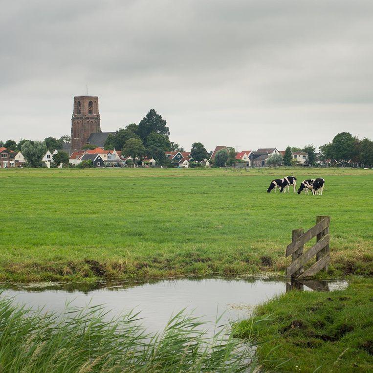 Ransdorp, Waterland Beeld Mats van Soolingen