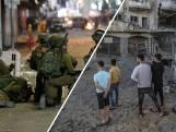 Israël stuurt grondtroepen naar grens Gazastrook