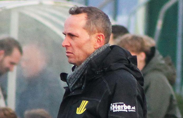 Gerton te Winkel, trainer Beekbergen