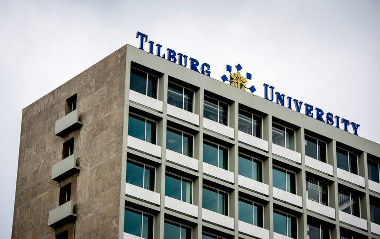 Tilburg University eist 1,2 miljoen euro terug van zijn oud-decaan. Beeld ANP