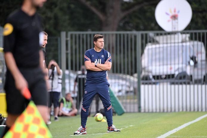 Arrivé à Paris en début d'année, Mauricio Pochettino a prolongé son bail avec le PSG.