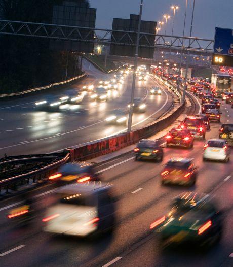 'Files halveren al door slechts 8 procent minder verkeer'