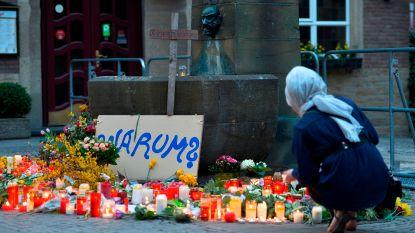 Drie gewonden nog steeds in levensgevaar nadat Duitser inreed op terras in Münster