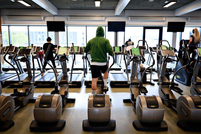 Onder meer fitnessabonnementen die doorliepen, ook tijdens de lockdowns, zorgden voor wrevel. Beeld EPA