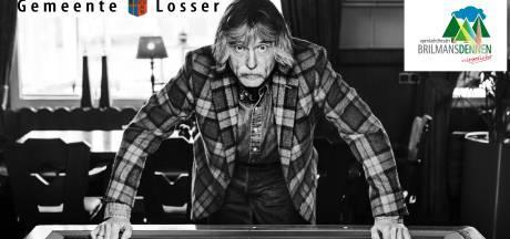 Johan Derksen met bluesmuziek naar Losser