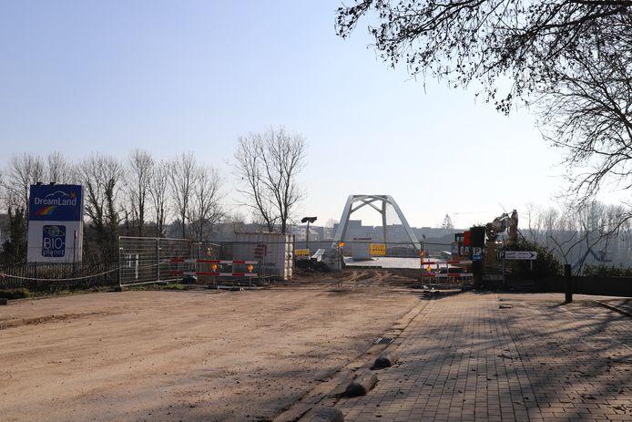 Halle: René Deboecklaan wordt heraangelegd. Zuidbrug - Zennebrug