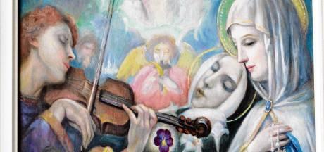 Een kunstzinnige rustbank voor Antoon van Welie, saluut aan Afferdens beroemdste zoon