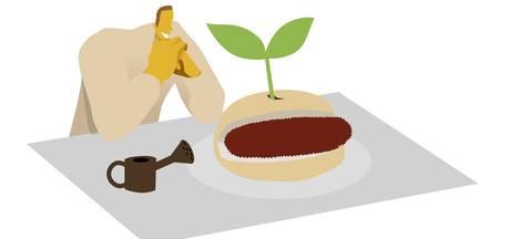 'Een broodje kroket is gezonder dan een broodje kaas'
