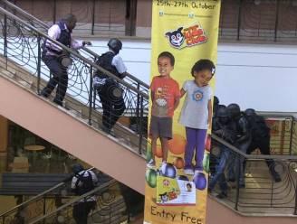 Meeste gijzelaars bevrijd uit Keniaans winkelcentrum